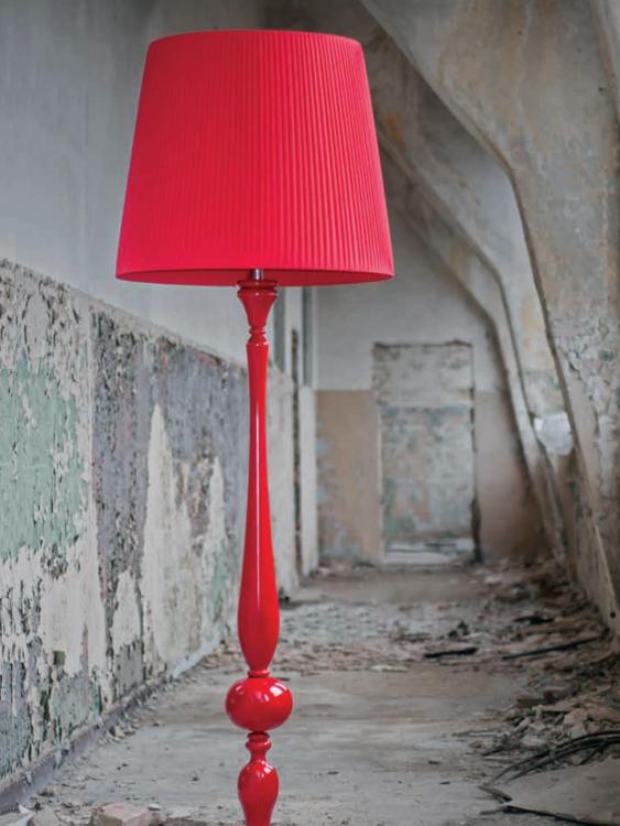 Lampa Wewnętrzna Podłogowa Kandela Lighting Retro Ls 3
